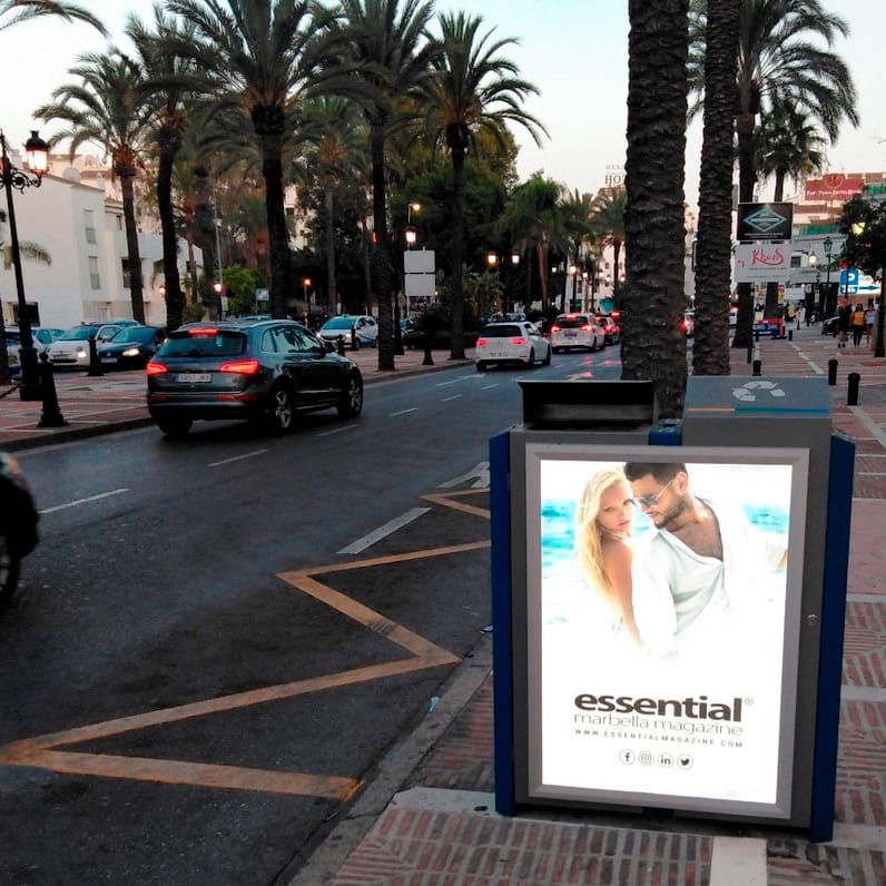 Marbella LightBox Essential